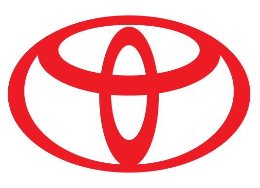 New Best Car Toyota Logo