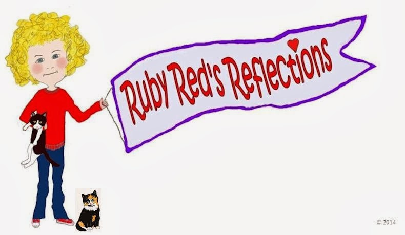Ruby Red's Reflections