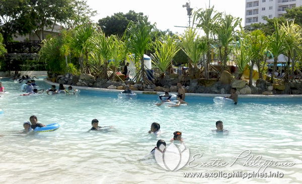 Jpark Island Resort and Waterpark Beach Pool