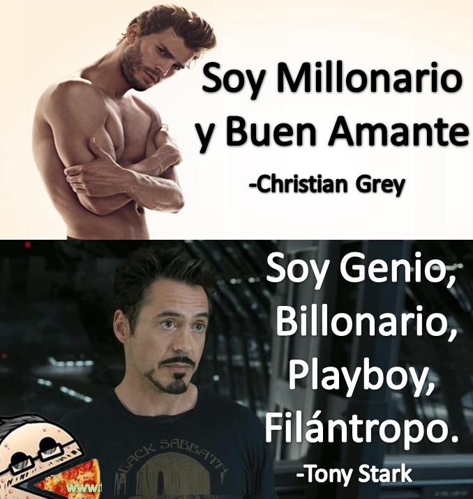 Y también es Iron-Man