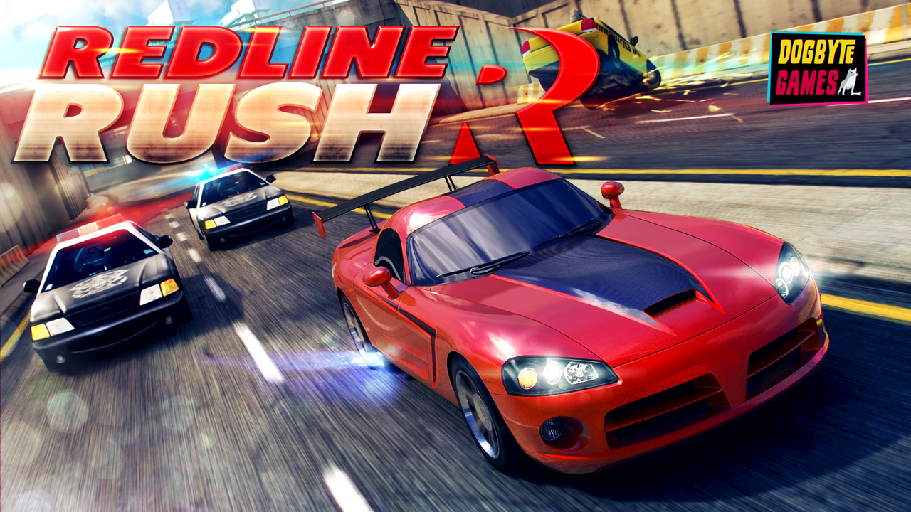 Redline Rush Android Game Download,