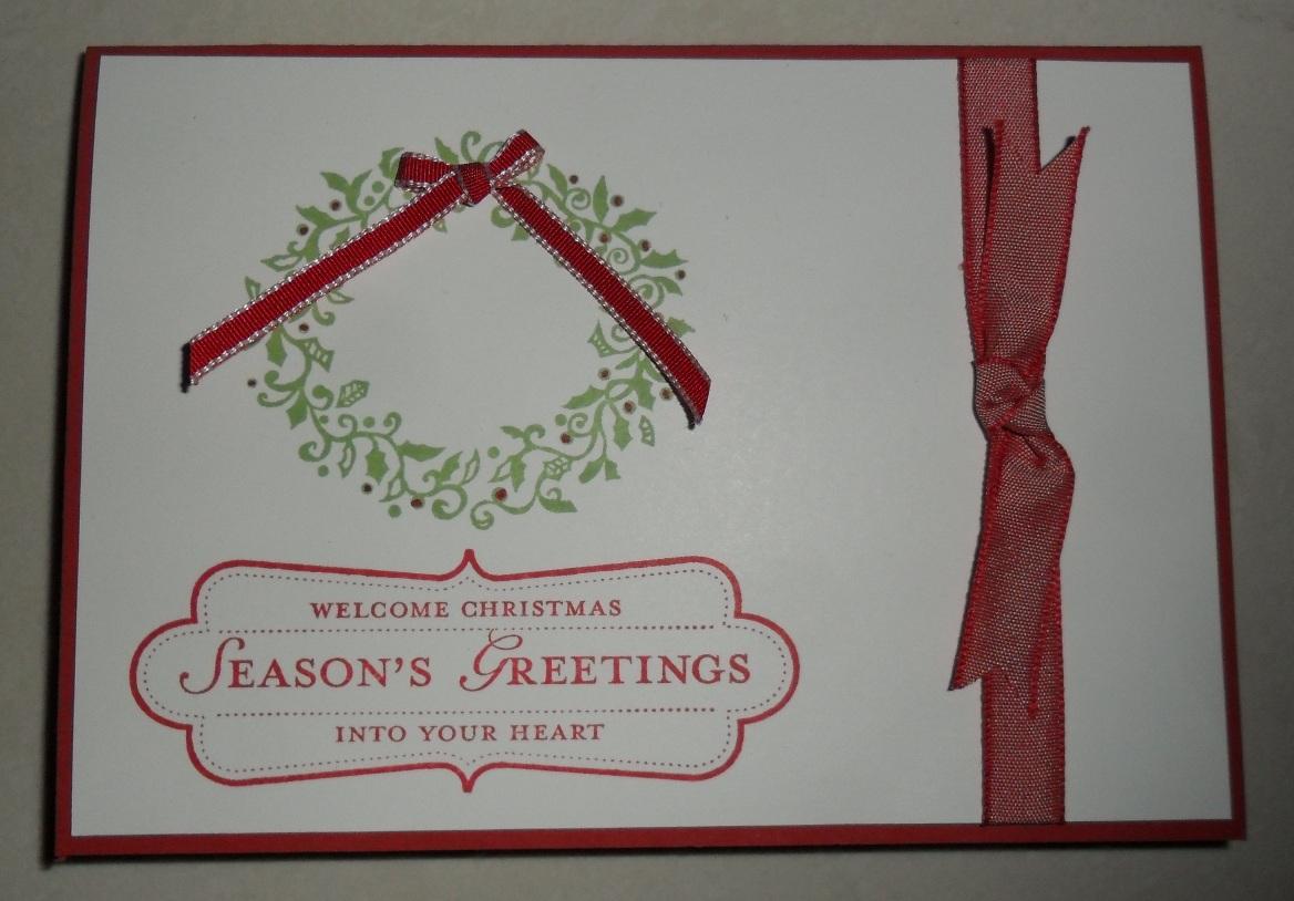 Secret Santa Card - Viewing Gallery