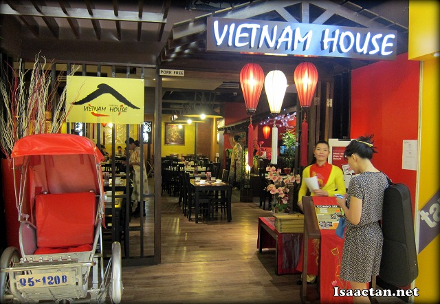 Vietnam House @ 1Utama Shopping Centre