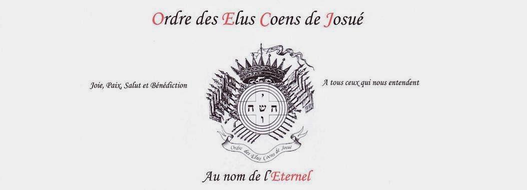 Ordre des Elus Coens de Josué