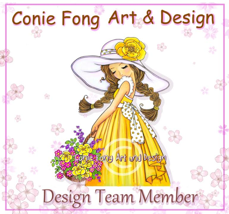 Conie Fong Art & Design Coordinator