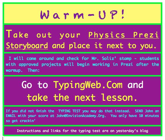 Digital Literacy Expression Physics Prezi Storyboard Workshop