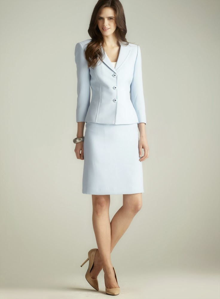 Link Camp: Classic Suit and Skirt for Women Gallery 2014 ...