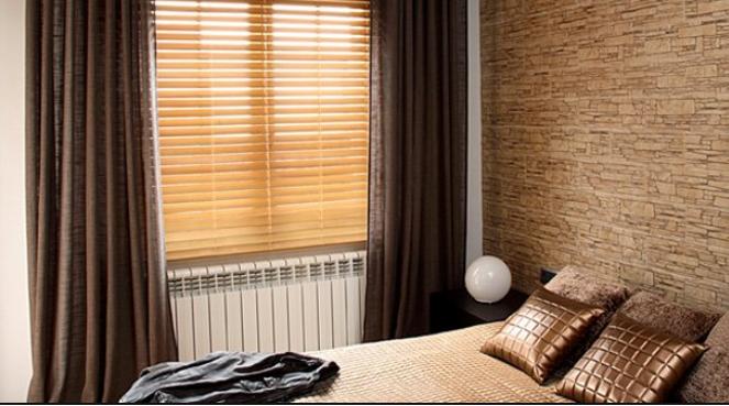 ikea cortinas venecianas madera