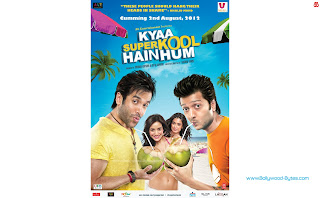 Tusshar Kapoor, Riteish Deshmukh Hot High Definition Kyaa Super Kool Hain Hum  Wallpaper