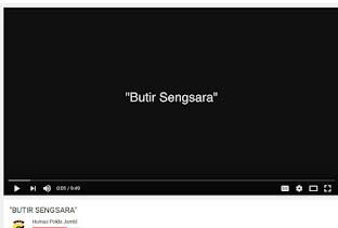 """""""Butir Sengsara"""""""