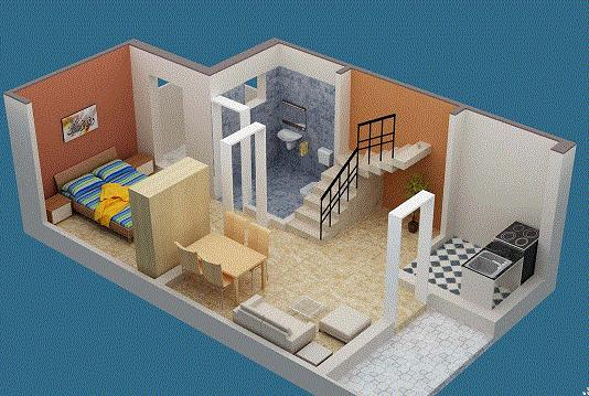 Johnsiwangolive for House map 3d