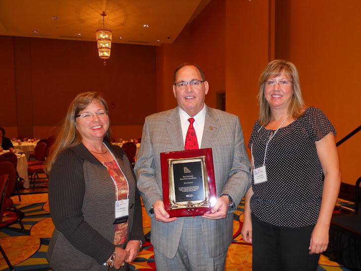 Tom's IACIS Ben Bauman Award