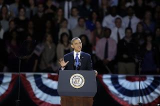 Obama Terpilih kembali menjadi Presiden AS