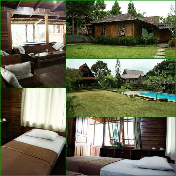 Tempat Outbound Bogor, Santa Monica Resort