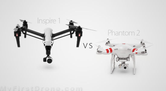 drone dji vision 2 plus  | 550 x 300