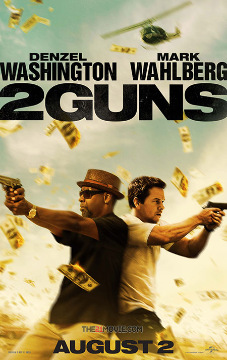 Download Movie 2 Guns (2013)