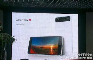 ZTE Grand S Tablet