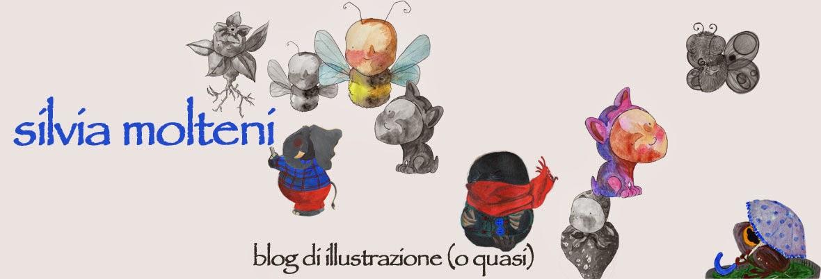 Silvia Molteni illustrazioni