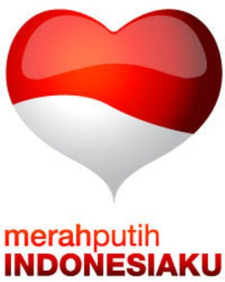 DP BBM Cinta Merah Putih