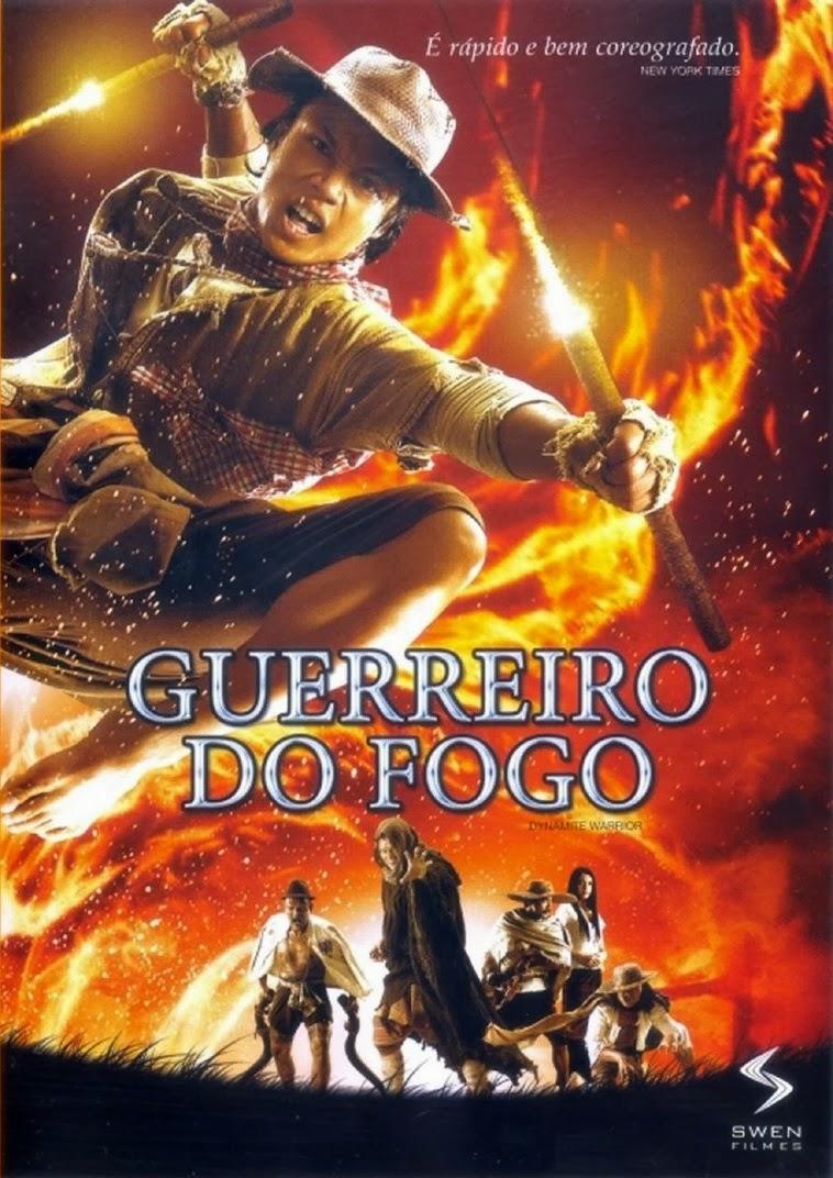 Guerreiro do Fogo – Dublado (2006)