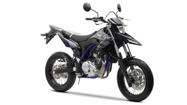 Spesifikasi Motor Supermoto Yamaha WR125X
