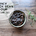 Yum Yum :Black Bean Soup