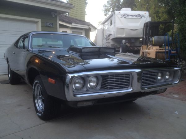 15k: 1974 Dodge Charger: Burn Notice Clone!