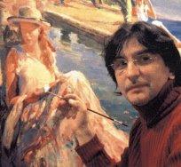 I dipinti dell'esimio Artista Vladimir Volegov