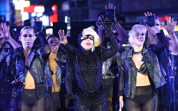 rebelnewyear8 - Lady Gaga
