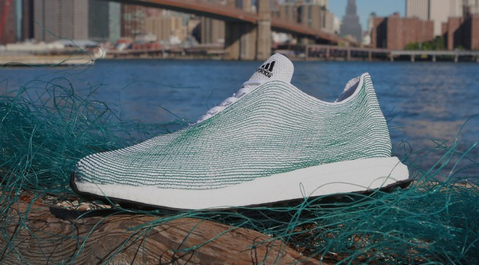 Adidas, Parley, Sea Shepherd, Ocean Plastic