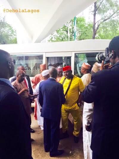 apc governors visit buhari