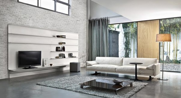 New trends for Living room in a modern style