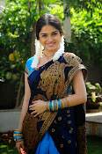Sheena Shahabadi Latest Photos in saree-thumbnail-13
