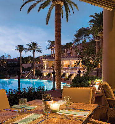 Beautiful Coliseum Grill and Spa at Pelican Hill Resort