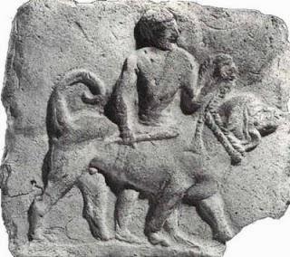 El mastín en la prehistoria
