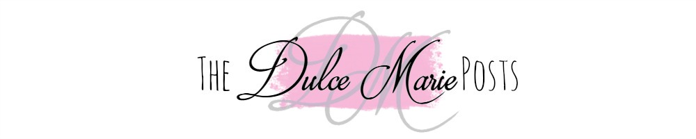 The Dulce Marie Posts