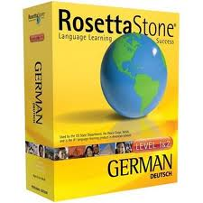 Rosetta Stone German Language