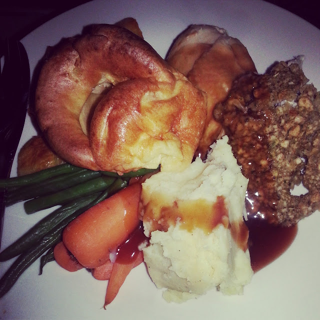 home cooked roast