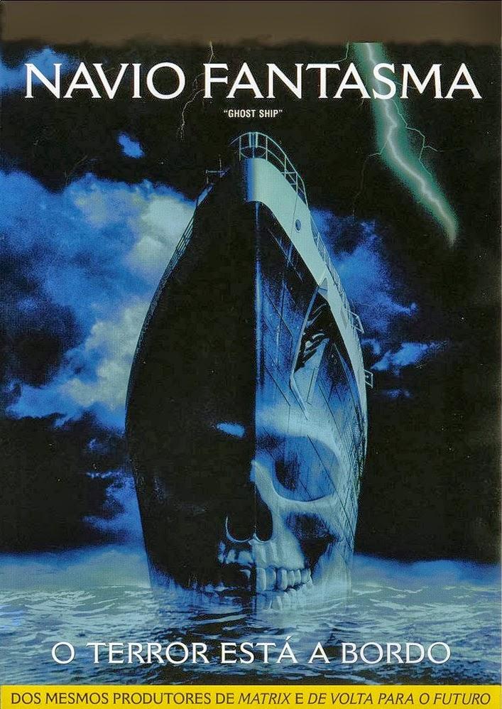 Navio Fantasma – Dublado (2002)