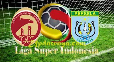 Sriwijaya FC vs Persela