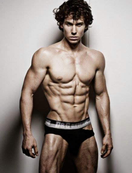 how to get toned abs for men