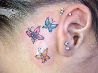desenhos de tatuagens com borboletas