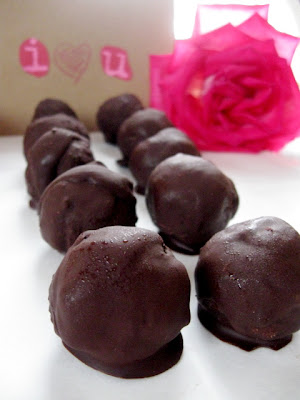 Hope For Healing: Chocolate Covered Coconut Cookie Dough Bites