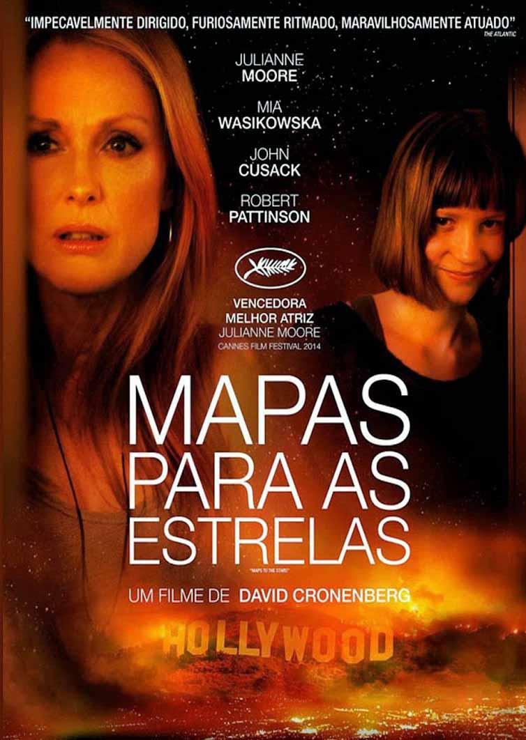 Mapas para as Estrelas Torrent - Blu-ray Rip 1080p Dual Áudio (2015)