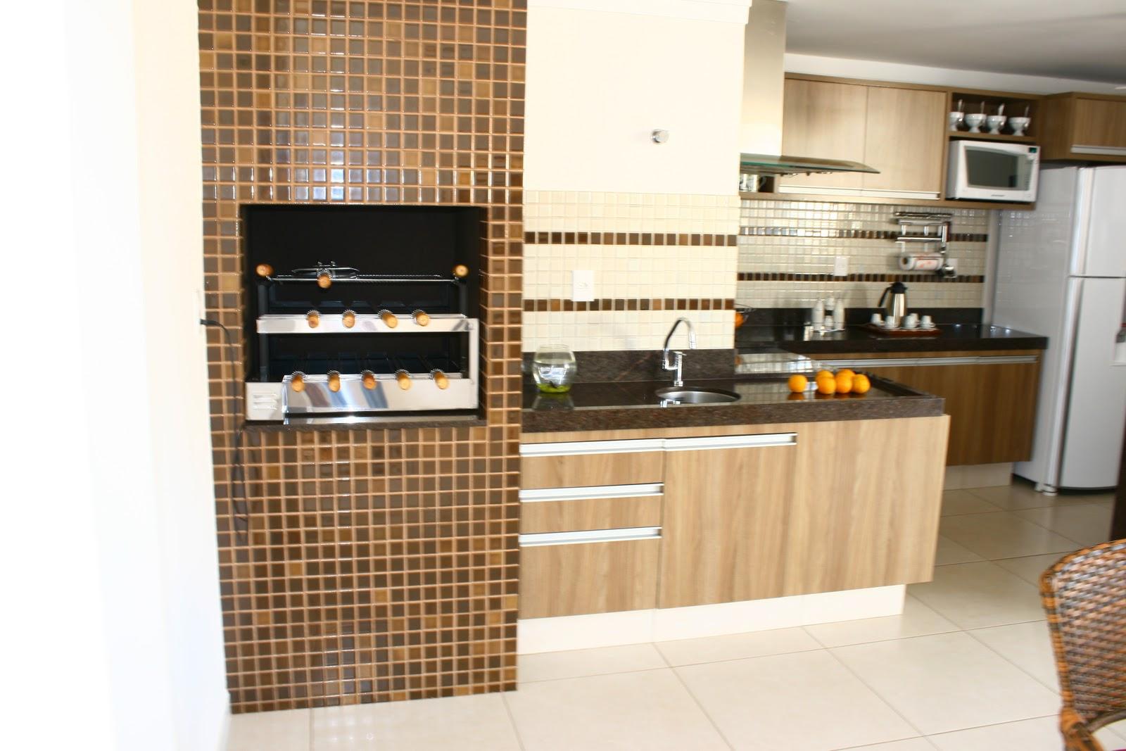 Requint Móveis Planejados*: Cozinha Integrada à Área de Lazer #996832 1600 1067