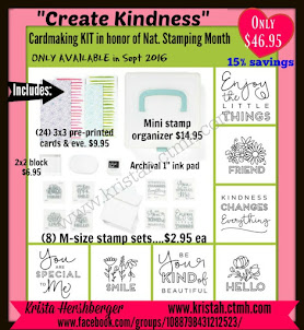 September is National Stamping Month!