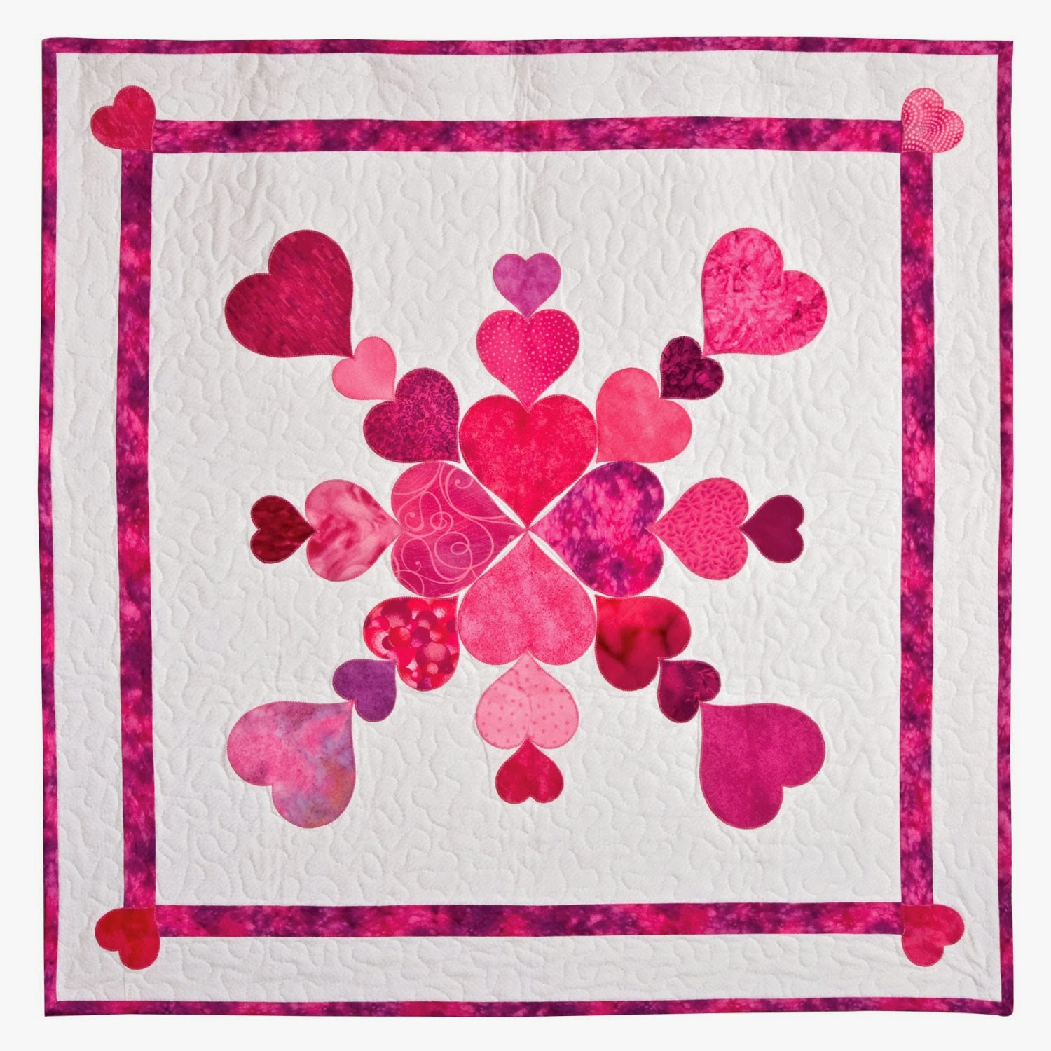 Free Quilt Patterns With Hearts : Quilt Inspiration: Free pattern day: Hearts and Valentines