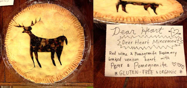 Dear Heart Mincemeat Pie at the Blacksburg Pie Auction
