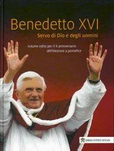 BENEDETTO XVI° servo di Dio e degli uomini