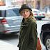 Fotos: Llegando a su hotel en Nueva York, NY (26 marzo)